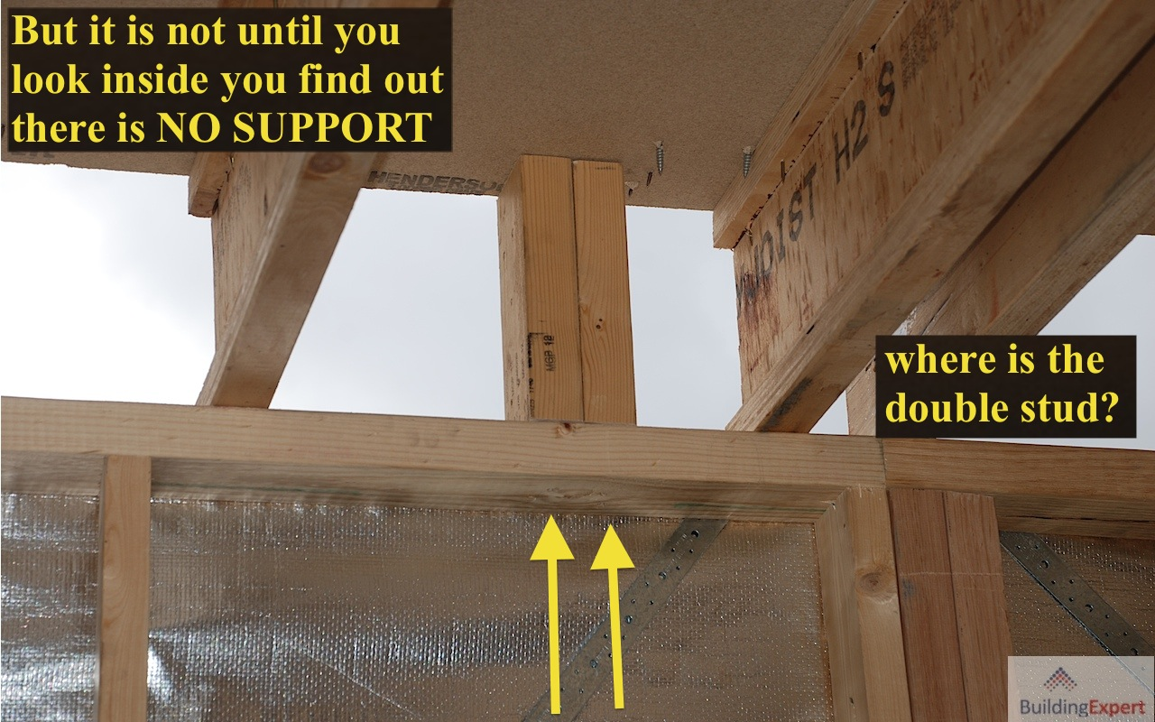House Framing Saving On Inspections Building Expert