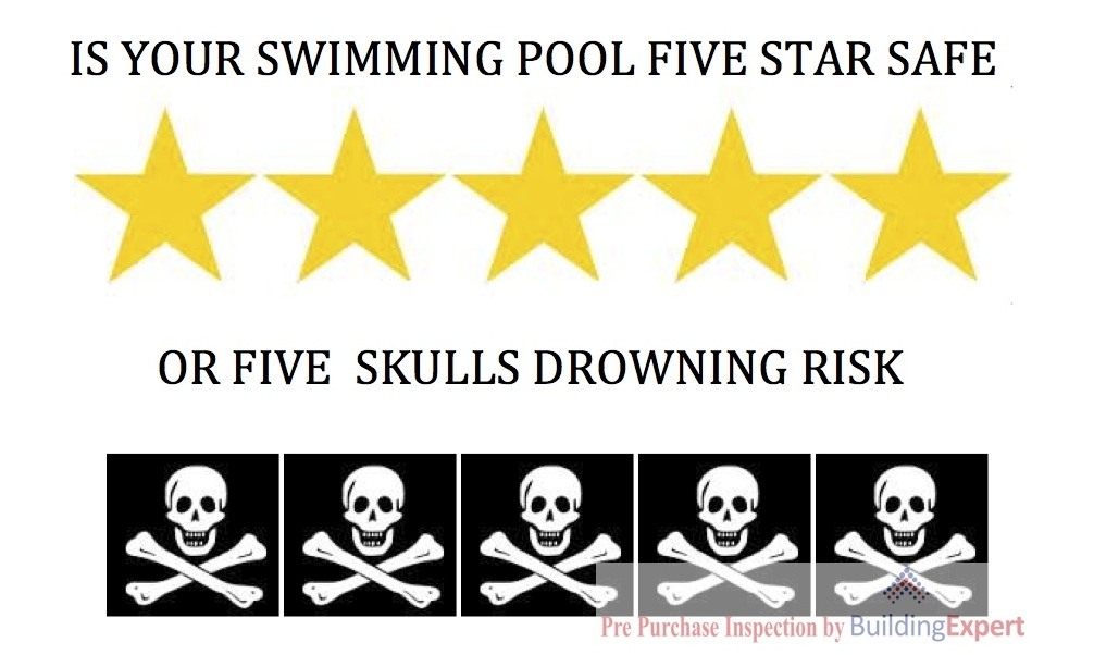 IS YOUR SWIMMING POOL FIVE STAR SAFE